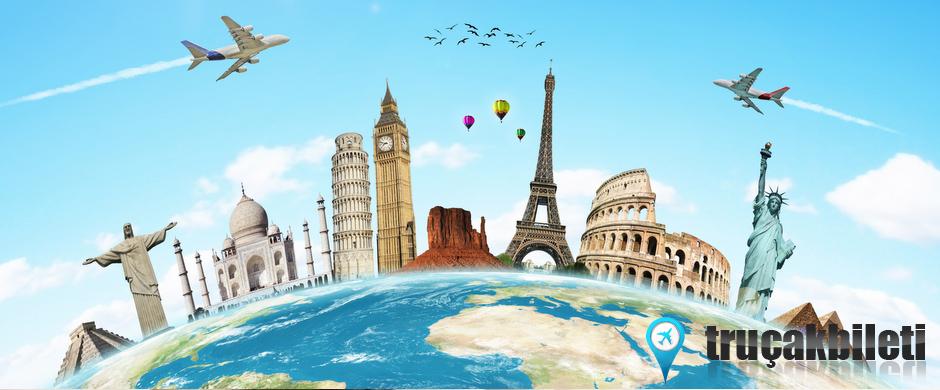 Sizde daha hızlı ve daha konforlu bir şekilde yurt dışına çıkabilmek için Yurt dışı Uçak Bileti satın almalısınız.